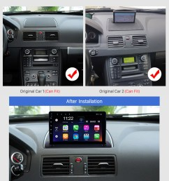 seicane 2004 2014 volvo xc90 android 8 1 9 inch hd touchscreen radio gps navigation bluetooth  [ 980 x 1408 Pixel ]