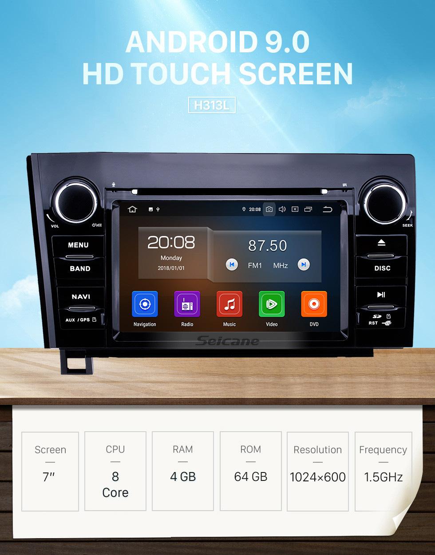 hight resolution of seicane 7 pulgadas con android 9 0 hd con pantalla t ctil y radio gps para 2008
