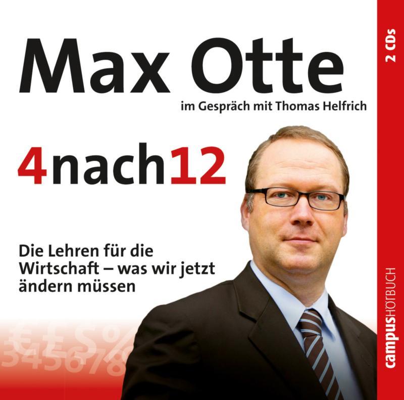 Max Otte - 4 nach 12 (2011)