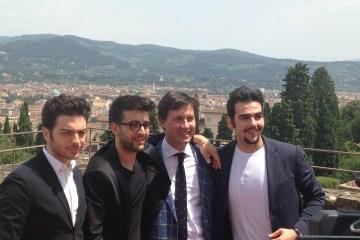 Conferenza Stampa Il Volo Firenze