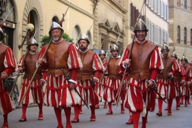 Calcio storico Verdi Bianchi - Foto di Matteo Venturi 015