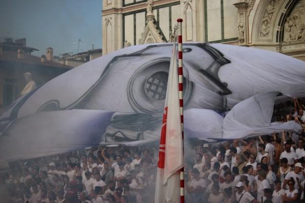 Calcio storico Verdi Bianchi - Foto di Matteo Venturi 043