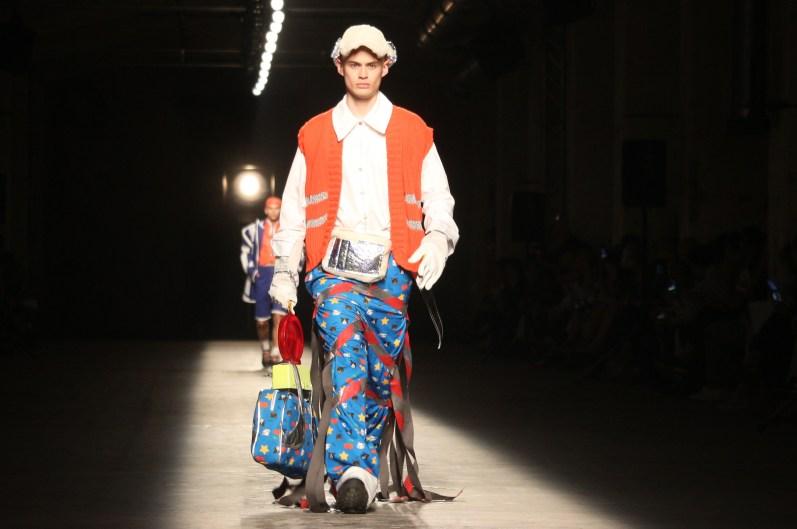 Polimoda fashion show - Foto di Matteo Venturi 067
