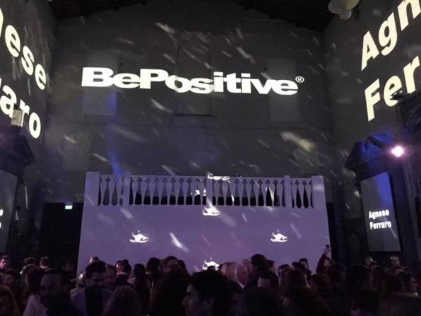 be positive 3