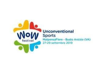 Locandina evento Wow Festival