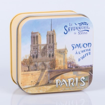 Metallbox 100g – Notre Dame (Paris 4)