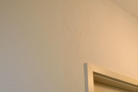 壁紙の浮き
