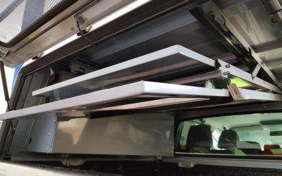 Canopy Kitchen Unit  Seikel 4x4 Technik Pty Ltd