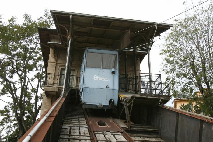 stazione a monte
