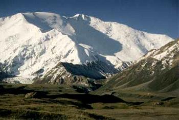Escursione alpina in Kirghizistan Pamir  Pik Lenin 7134m