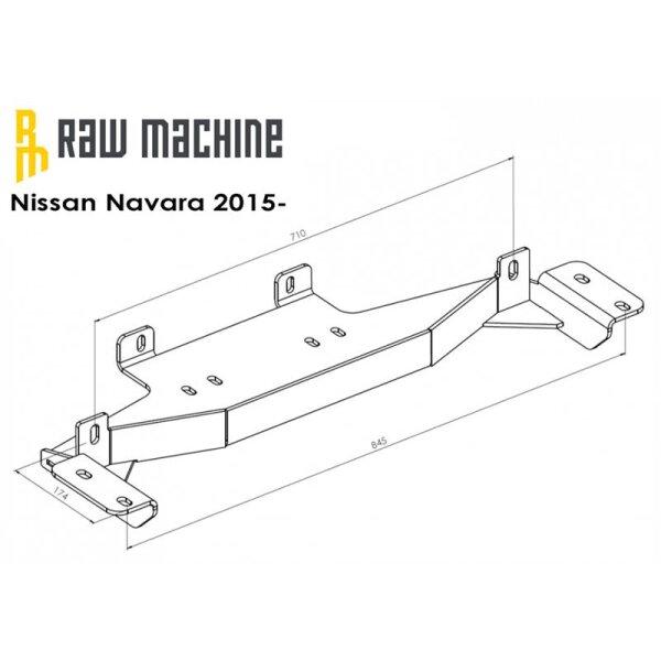 Seilwinde für Nissan Navara online kaufen