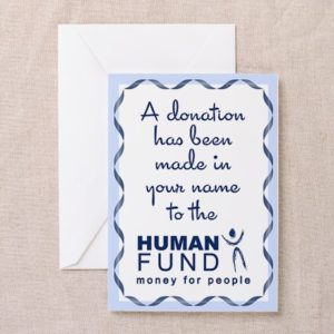 Seinfeld Birthday Card The Human Fund Buy Now