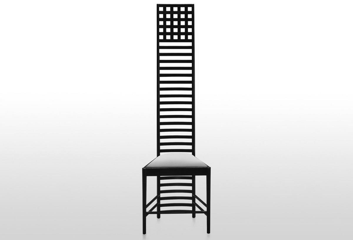 Cahrles Rennie Mackintosh DesignMbel und Designikonen