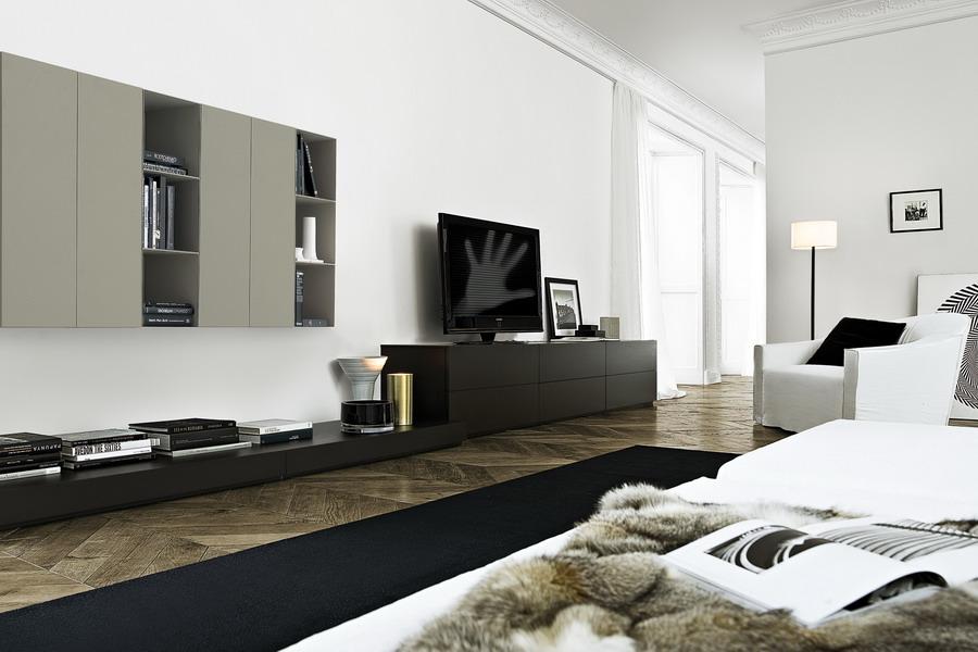 Designermbel der italienieschen Kollektion Poliform finden Sie bei Seipp Wohnen