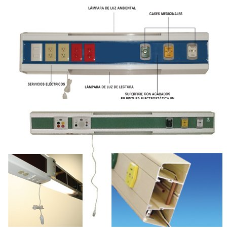 CONSOLA HORIZONTAL Mod. SEI-3V