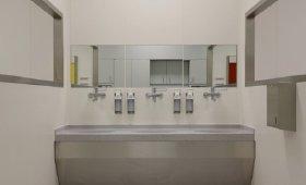 Sistema Modular para Salas de Acero Inoxidable