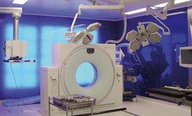 Sistema Modular para Salas de Cirugía en Vidrio