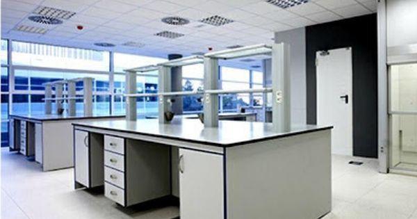 4 Consideraciones arquitectónicas de un laboratorio
