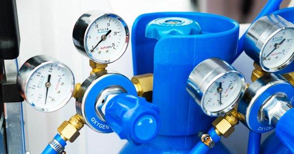 5 gases frecuentes en una red de gases medicinales