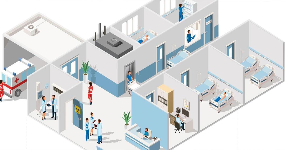 Beneficios de los sistemas modulares en la construcción hospitalaria