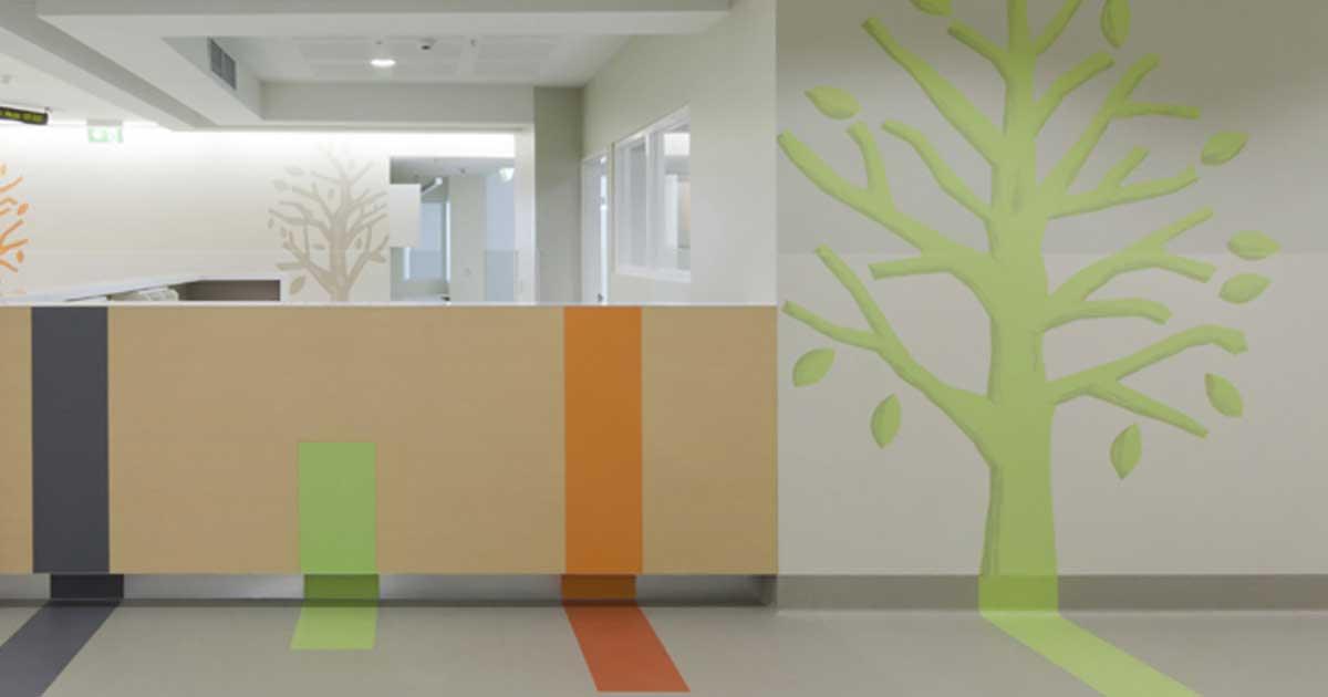 Beneficios del diseño biofílico aplicado a clínicas y hospitales