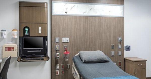 Características de la consola prefabricada para hospitales