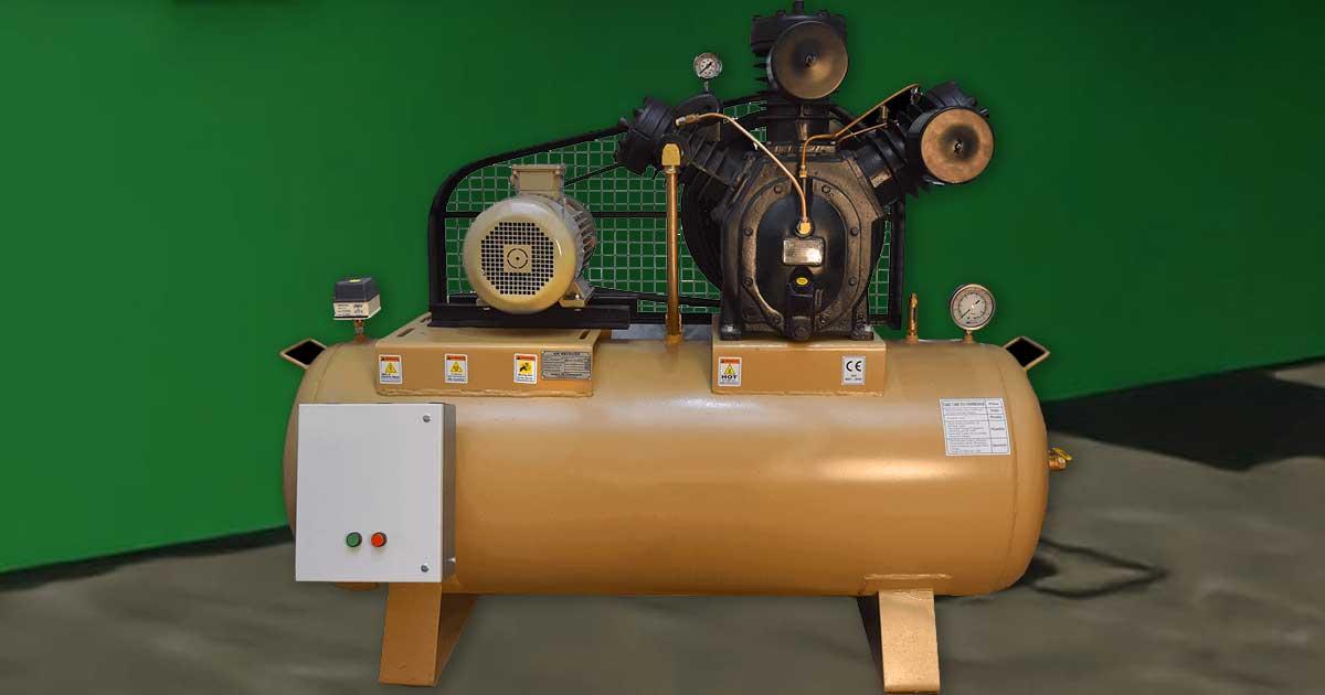 Características y beneficios de un compresor de aire grado médico