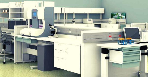 Cómo diseñar un laboratorio de microbiología