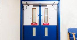 ¿Cómo funciona una Puerta Hermética para uso de Gases con bajo umbral