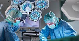 ¿Cuáles son los elementos necesarios para una sala de cirugía?