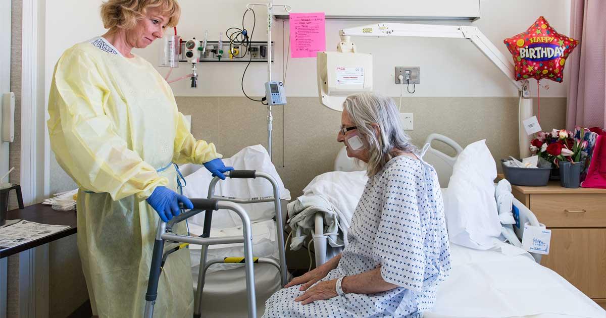 Descubre la importancia del diseño geriátrico de hospitales