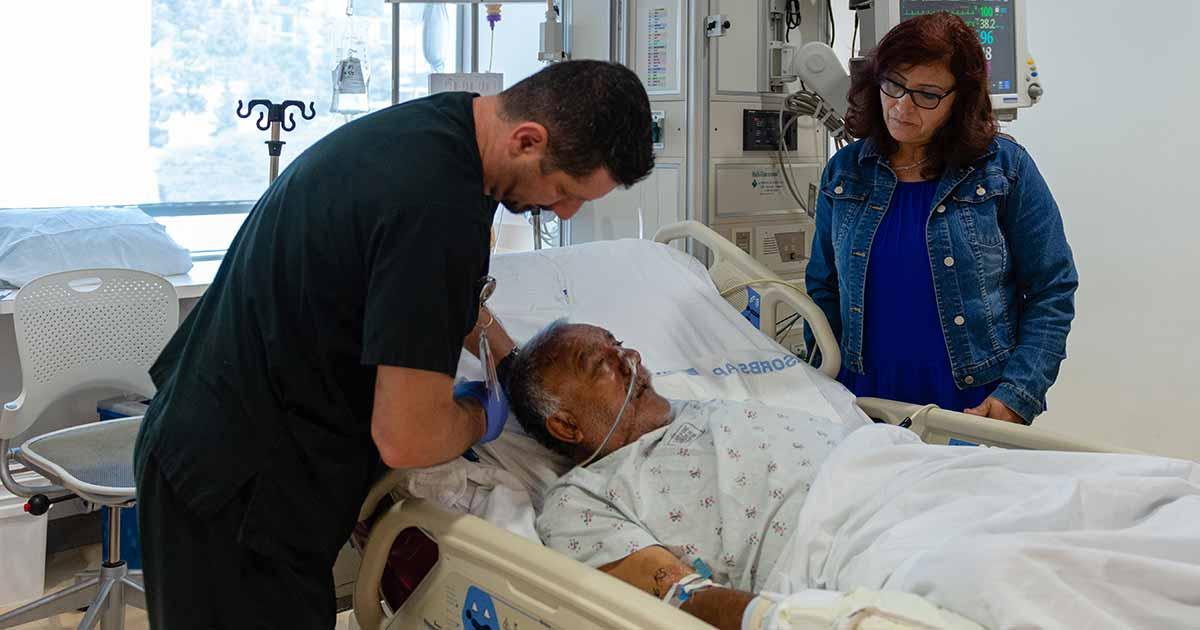Diseño hospitalario incluye familiares para ayudar a pacientes