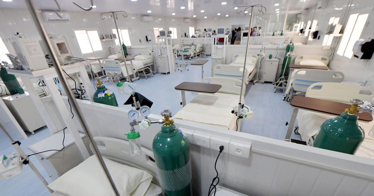 Diseño y materiales para la construcción de hospitales modernos