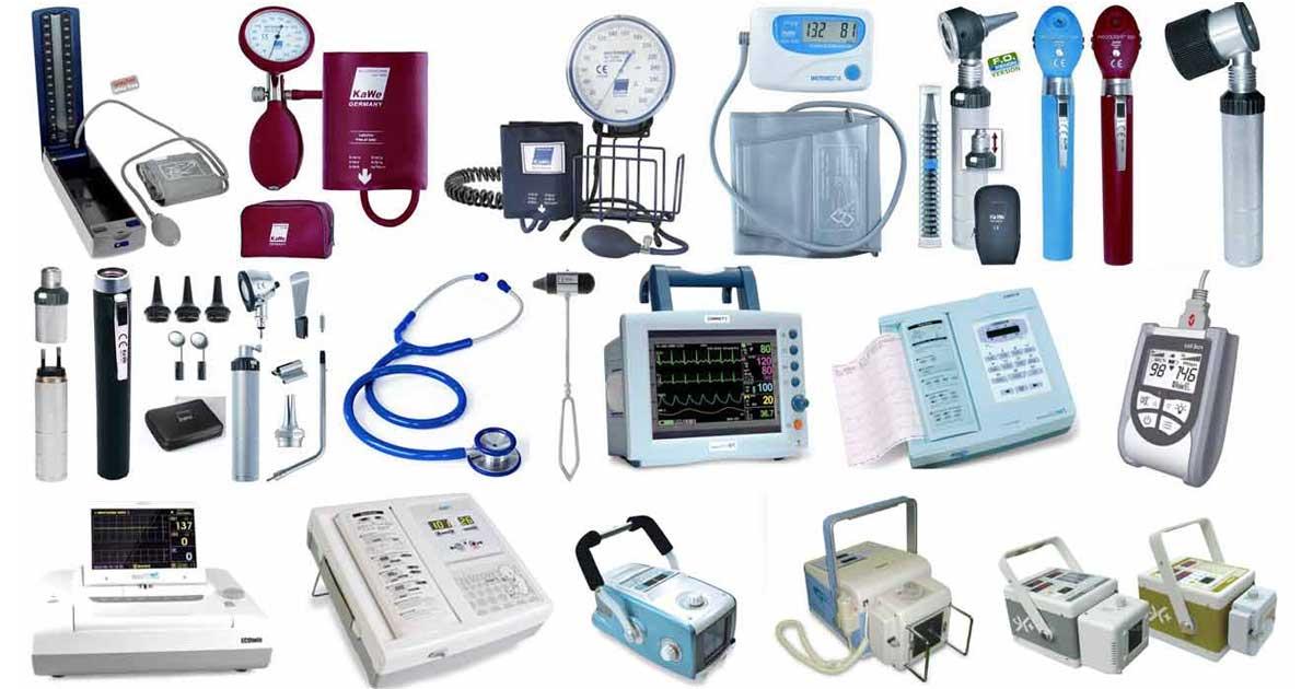 Gestión de inventario y monitoreo de equipos para hospitales
