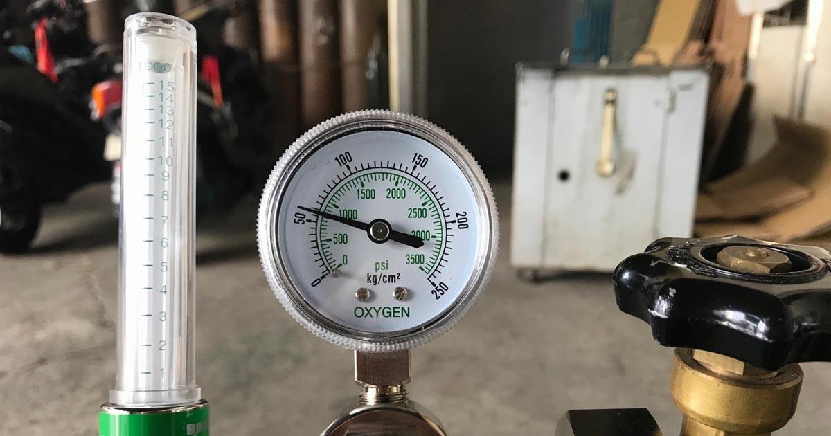 Guía para la instrumentación de equipos para gases medicinales