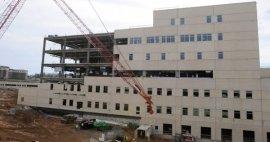Guía para reducir el polvo en una construcción hospitalaria