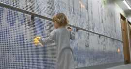 Iluminación LED Crea Espacios Mágicos En Hospitales Pediátricos