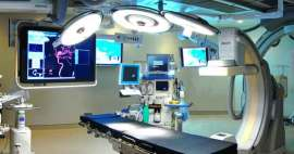 Iluminacion Quirofano Sala de Operaciones Cirugia