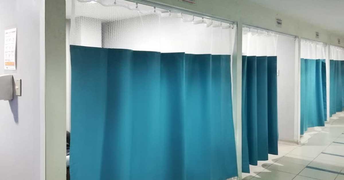 Las cortinas antibacterianas solución para el control de infecciones