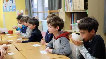 フランス学園茶道体験教室