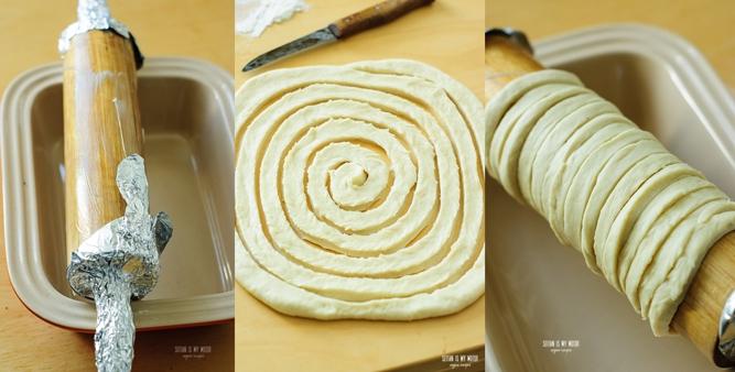 Kürtőskalács {Baumstriezel | Chimney Cake}