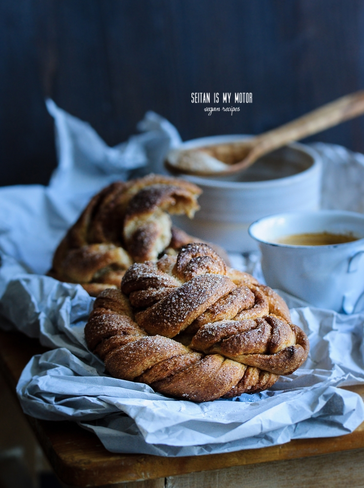 Norwegian Cinnamon Buns (Norske Kanelsnurrer) |