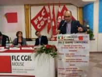 Giuseppe La Fratta è il nuovo segretario regionale FLC Cgil
