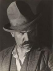 Josef Sudek, Steel Worker, 1923