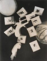 Man-Ray-Untitled-Gun-with-Alphabet-Squares-1924