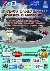 5a  COPPA D'ORO MATESE ' 31 AGOSTO 2014