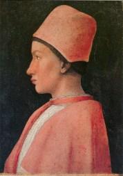Andrea Mantegna, Il Cardinale Francesco Gonzaga