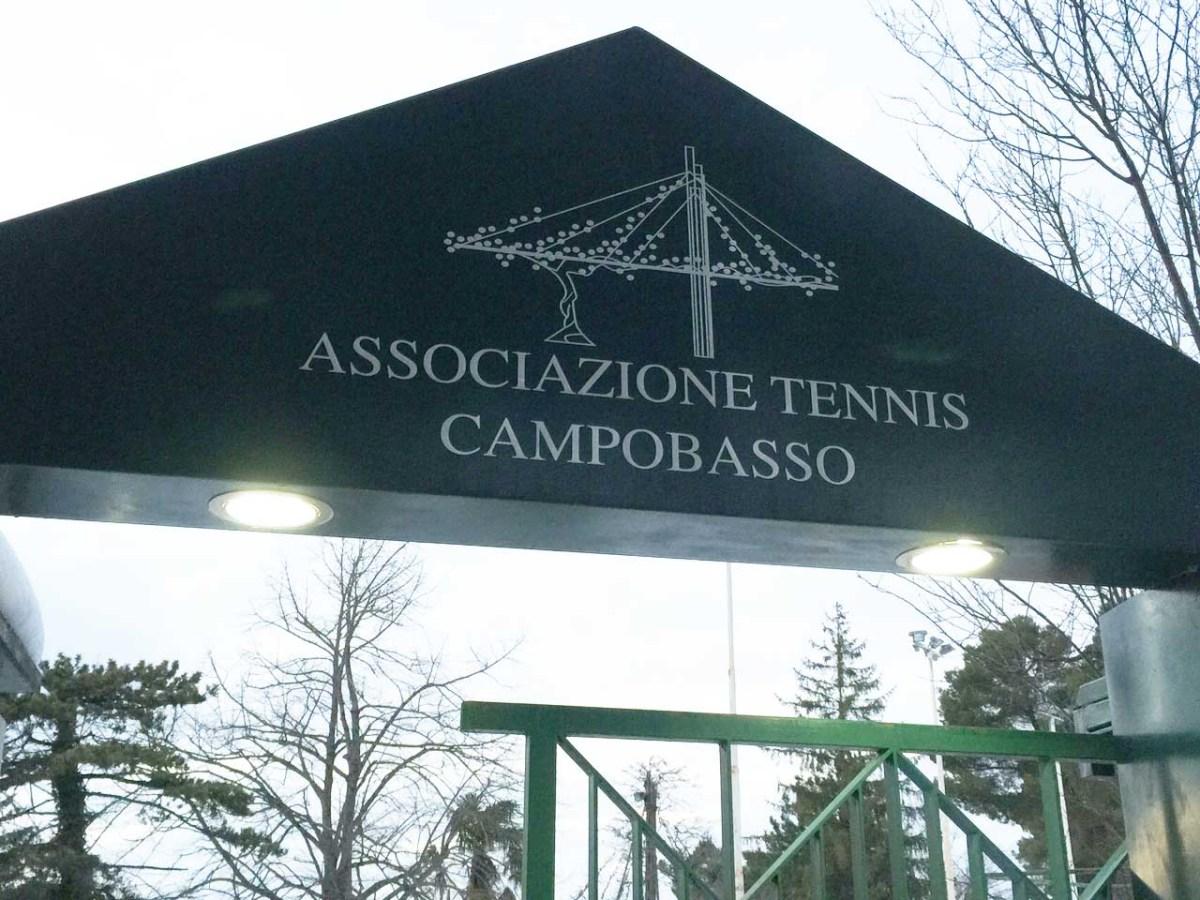 Tennis di livello al I Open Città di Campobasso in svolgimento all'Atd di Villa de Capoa. Fasi finali nel week end