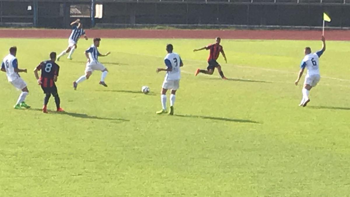 Serie D, Coppa Italia: Campobasso di rigore a Cassino