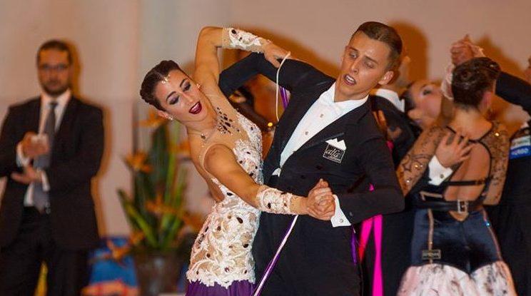 Danza Sportiva, Martin Sramka e Erika Ferrara nei top 100 del ranking mondiale